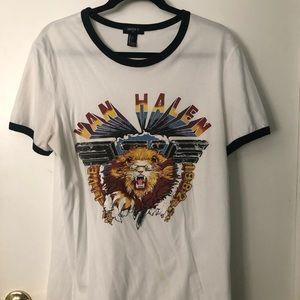 Van Halen t shirt